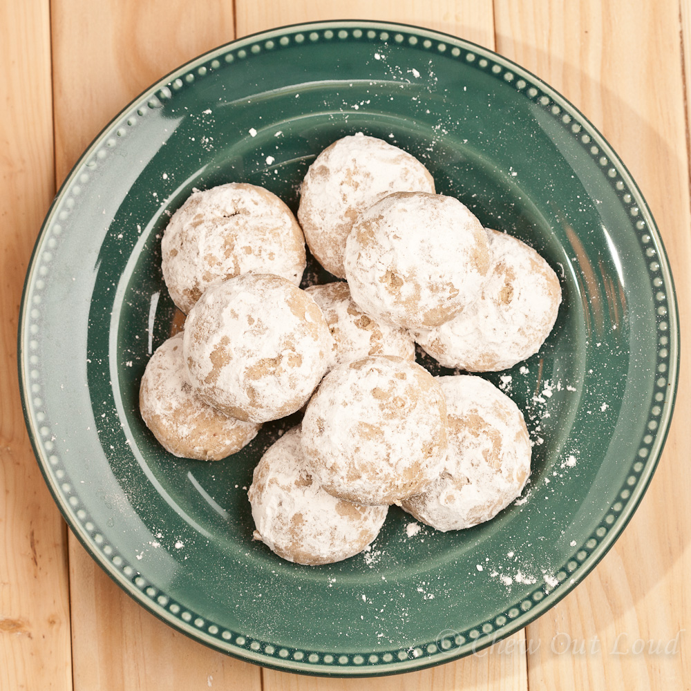 Russian Tea Cakes Mexican Wedding Cookies Chew Out Loud